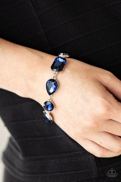 Cosmic Treasure Chest Blue Bracelet