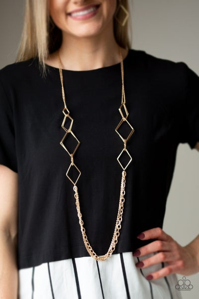 Fashion Fave Gold Necklace