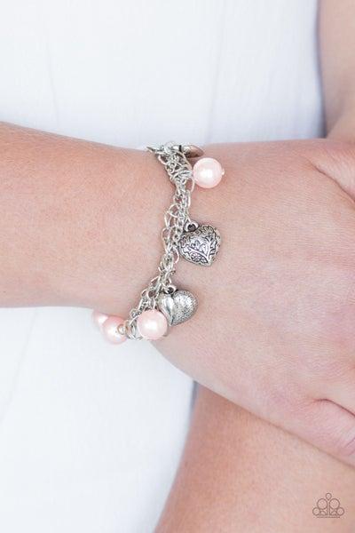 More Amour Pink Bracelet