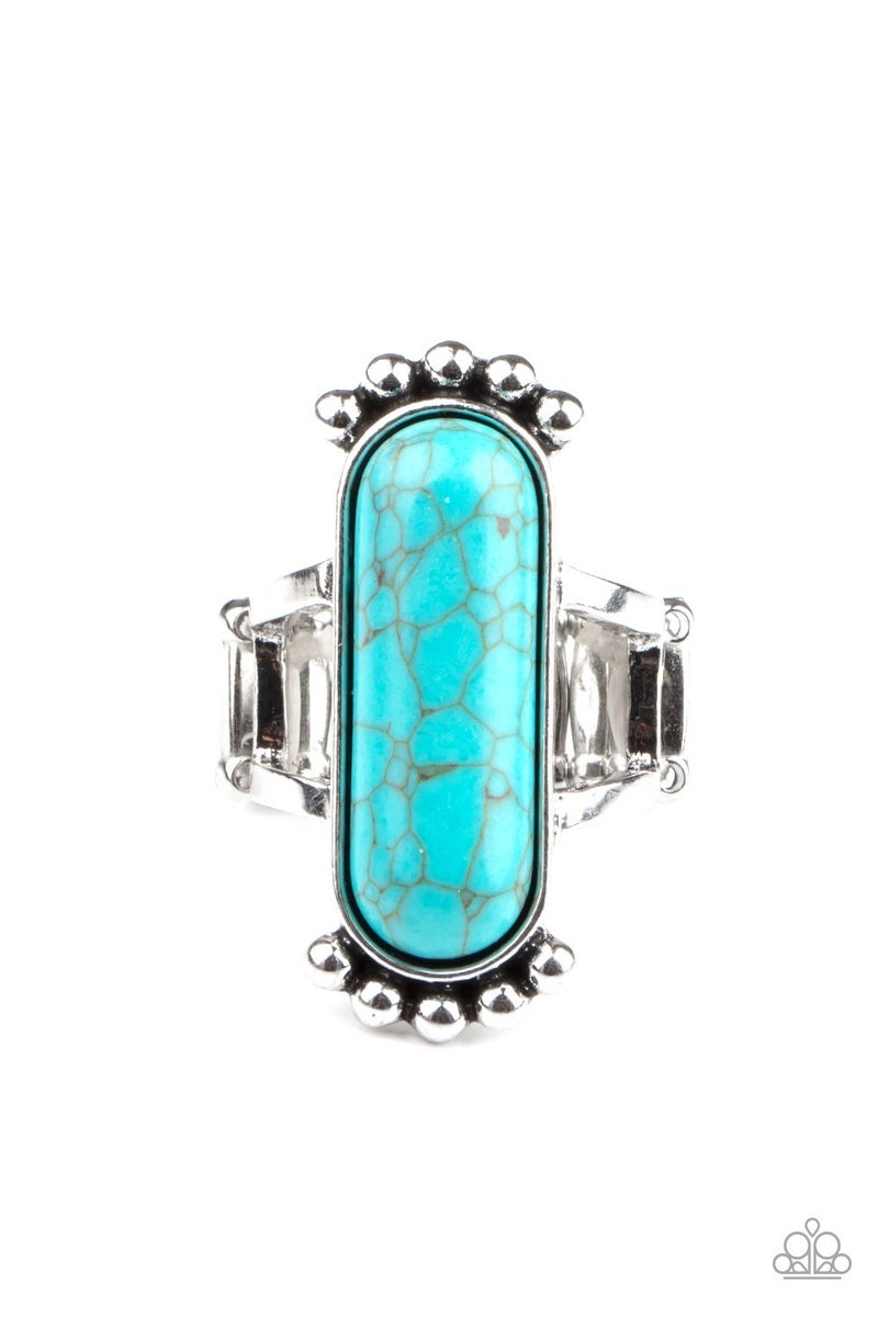 Ranch Relic Blue Ring