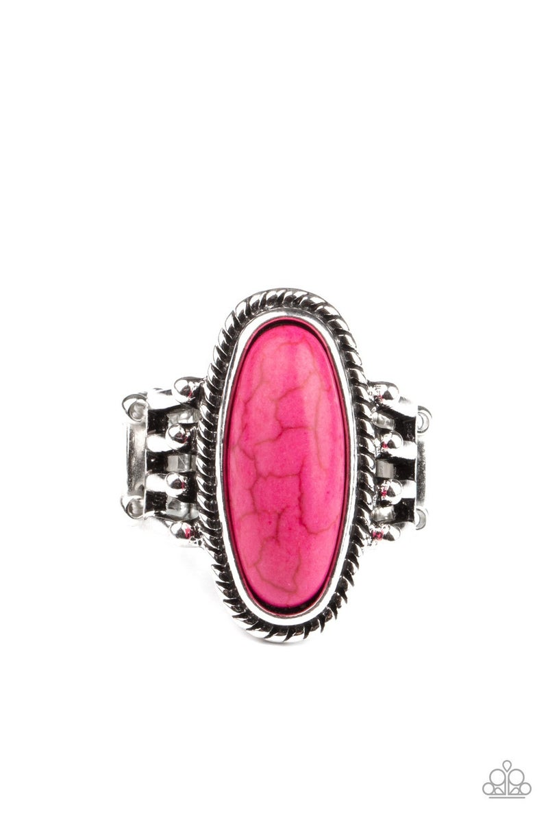 Home On The RANCH Pink Ring