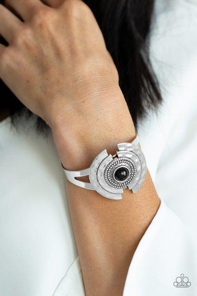 Incredibly Indie Black Bracelet