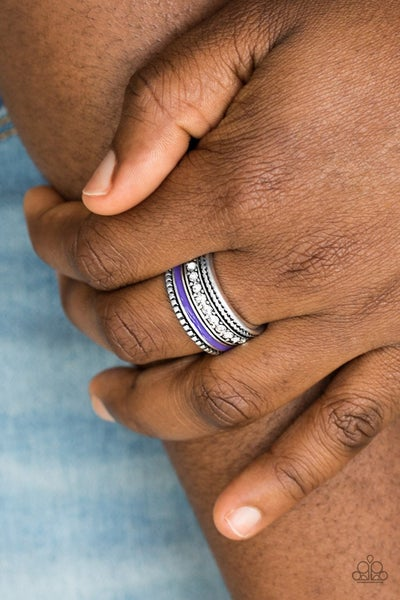 Rich Rogue Purple Ring