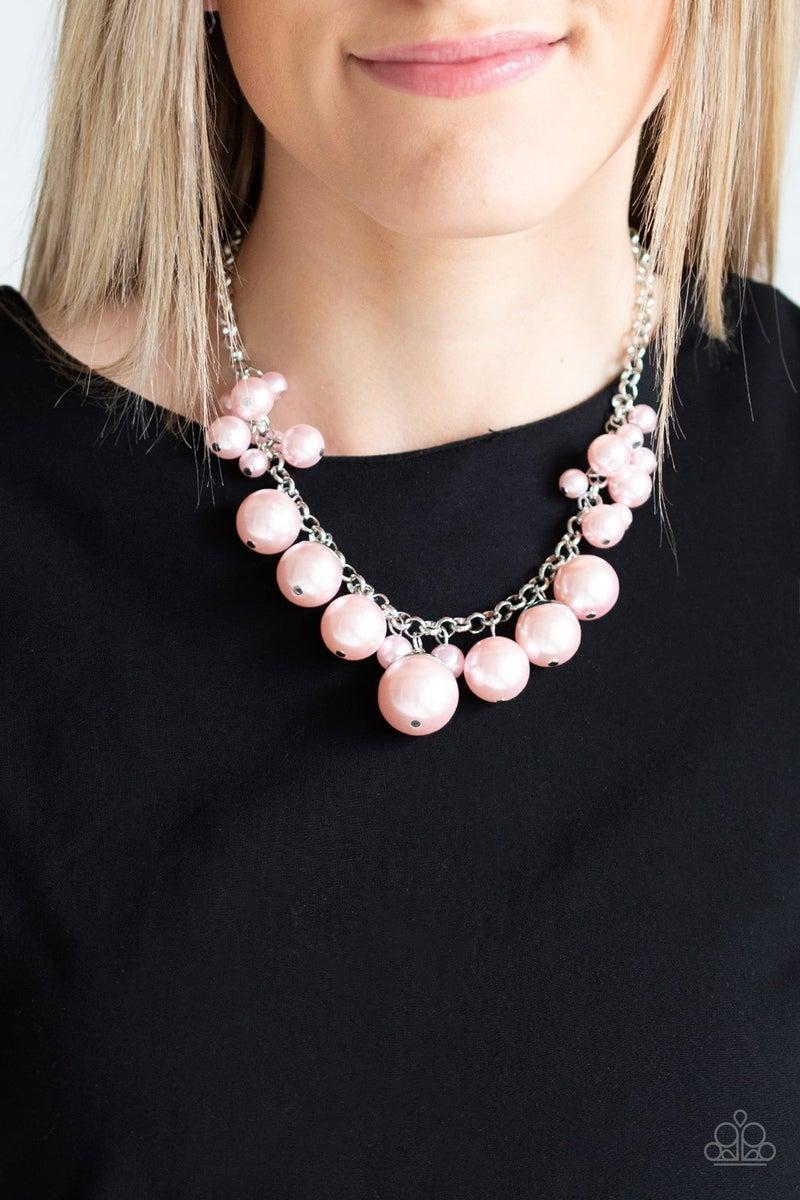 Broadway Belle Pink Necklace