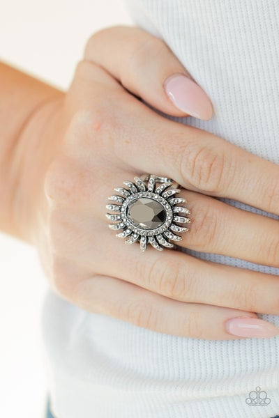 Ultra Luxe Silver Ring