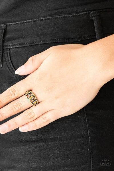 Noble Nova Brass Ring