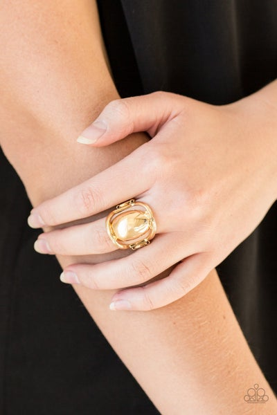 All Shine, All the TIME Gold Ring