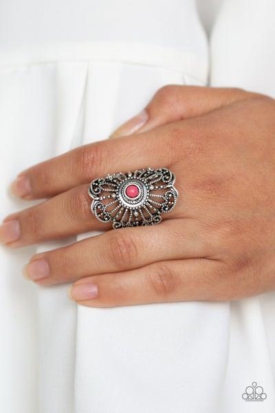 Adrift Pink Ring