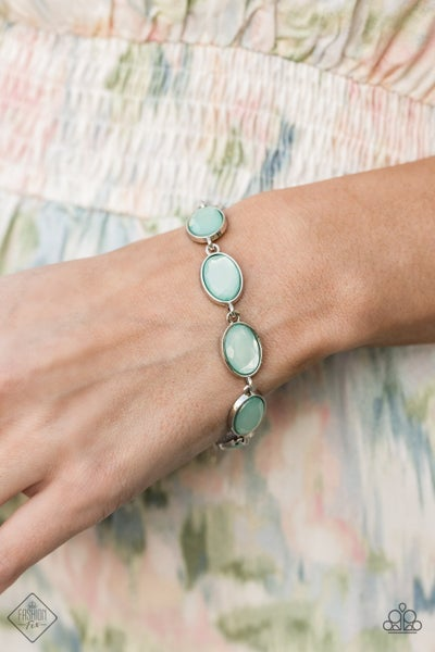 Smooth move Blue Bracelet - Sparkle with Suzanna