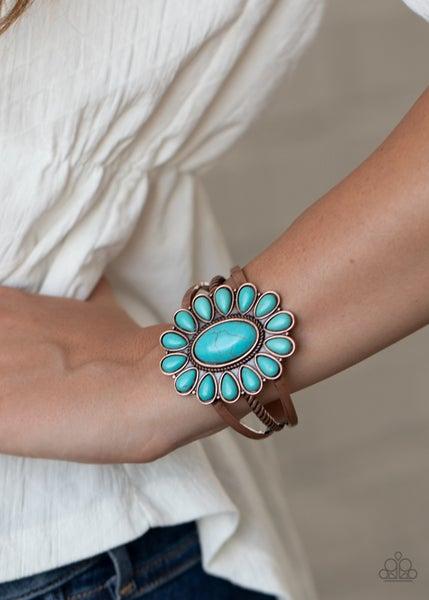 Sedona Spring Copper Bracelet