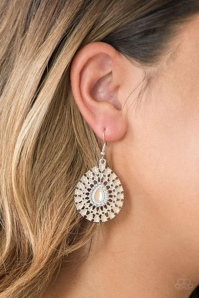 City Chateau Brown Earring