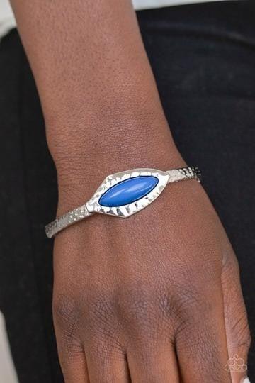 Mason Minimalism Blue Bracelet - Sparkle with Suzanna