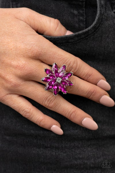 Am I Gleaming Pink Ring