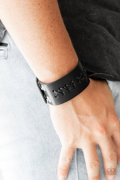 Be A Sport Black Urban Bracelet