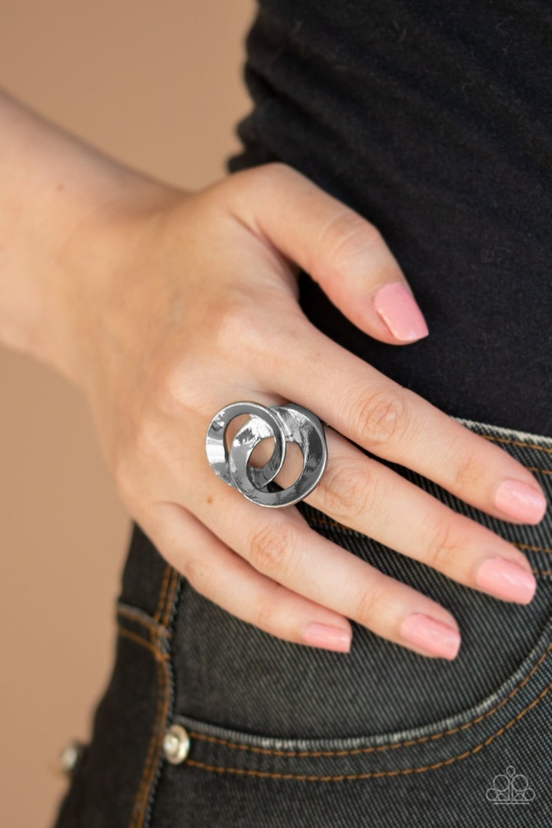 Pro Top Spin Black Ring