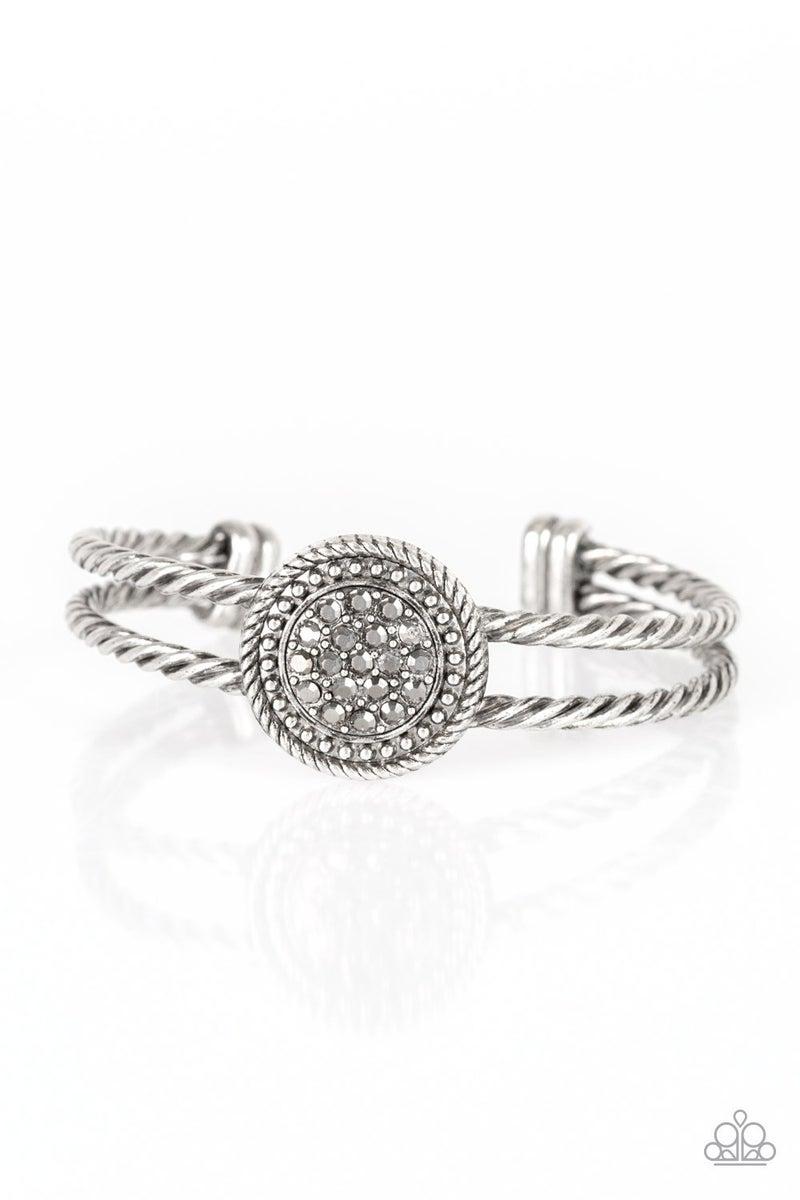 Definitely Dazzling Silver Bracelet - Sparkle with Suzanna