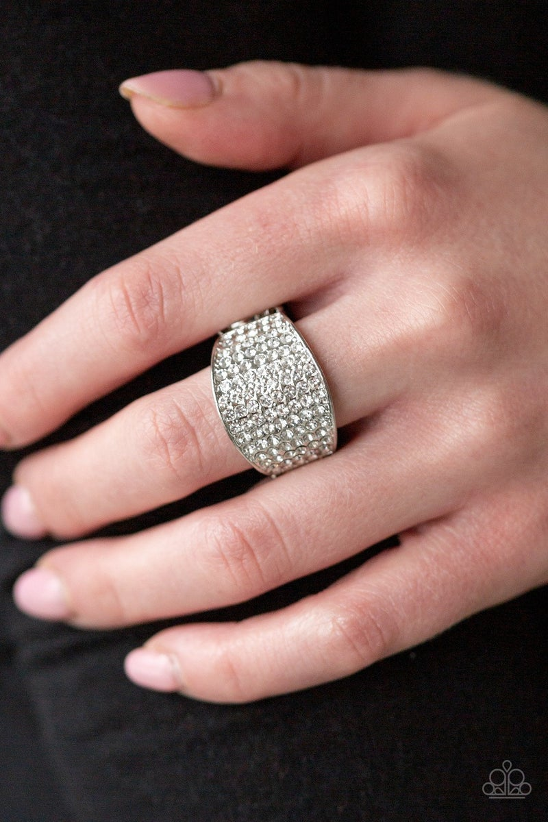 Kaboom! - White Ring
