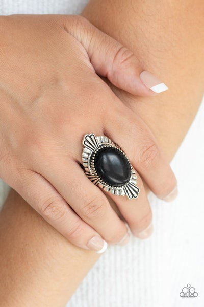 Pioneer Party Black Ring