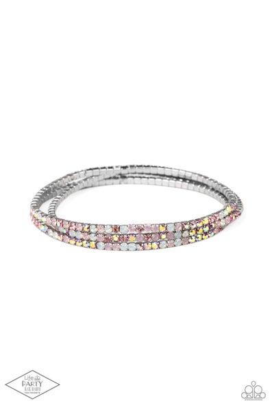 Sugar and Ice Pink Bracelet