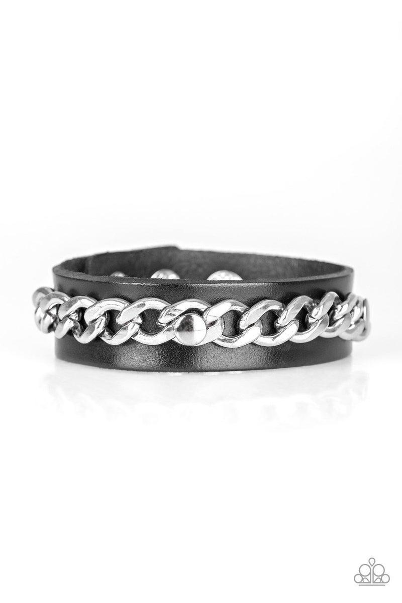 Be The CHAINGE Silver Urban Bracelet