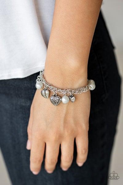 More Amour Silver Bracelet