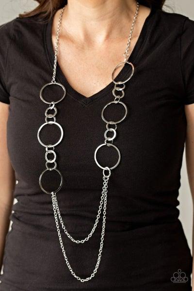 Basic Babe Silver Necklace