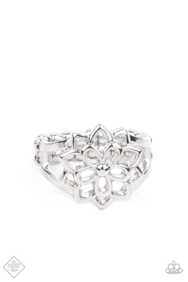 Prana Paradise Silver Ring