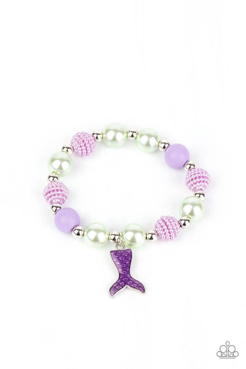 Starlet Shimmer MERMAID TAIL Bracelets - 5 packl