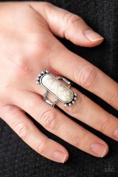 Ranch Relic White Ring - PREORDER