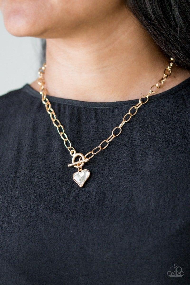 Princeton Princess Gold Necklace