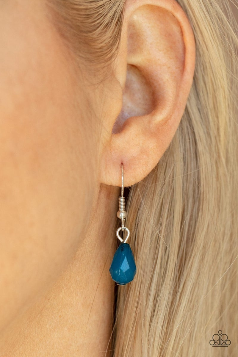 Garden Fairytale Blue Necklace - PREORDER