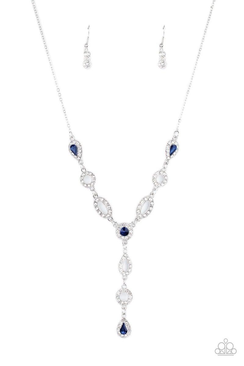 Royal Redux Blue Necklace