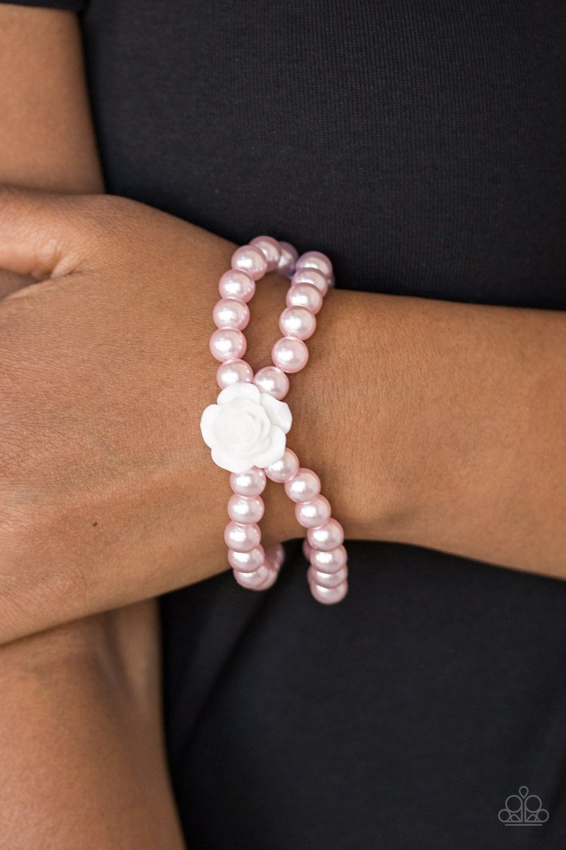 Posh And Posey Pink Bracelet