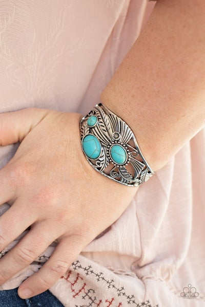 Mojave Moods Blue Bracelet