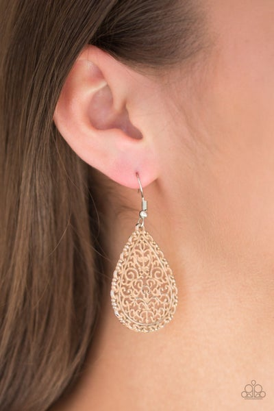 Indie Idol Brown Earring