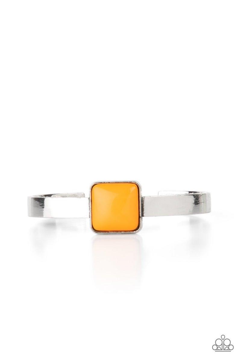 Prismatically Poppin Marigold Bracelet - PREORDER