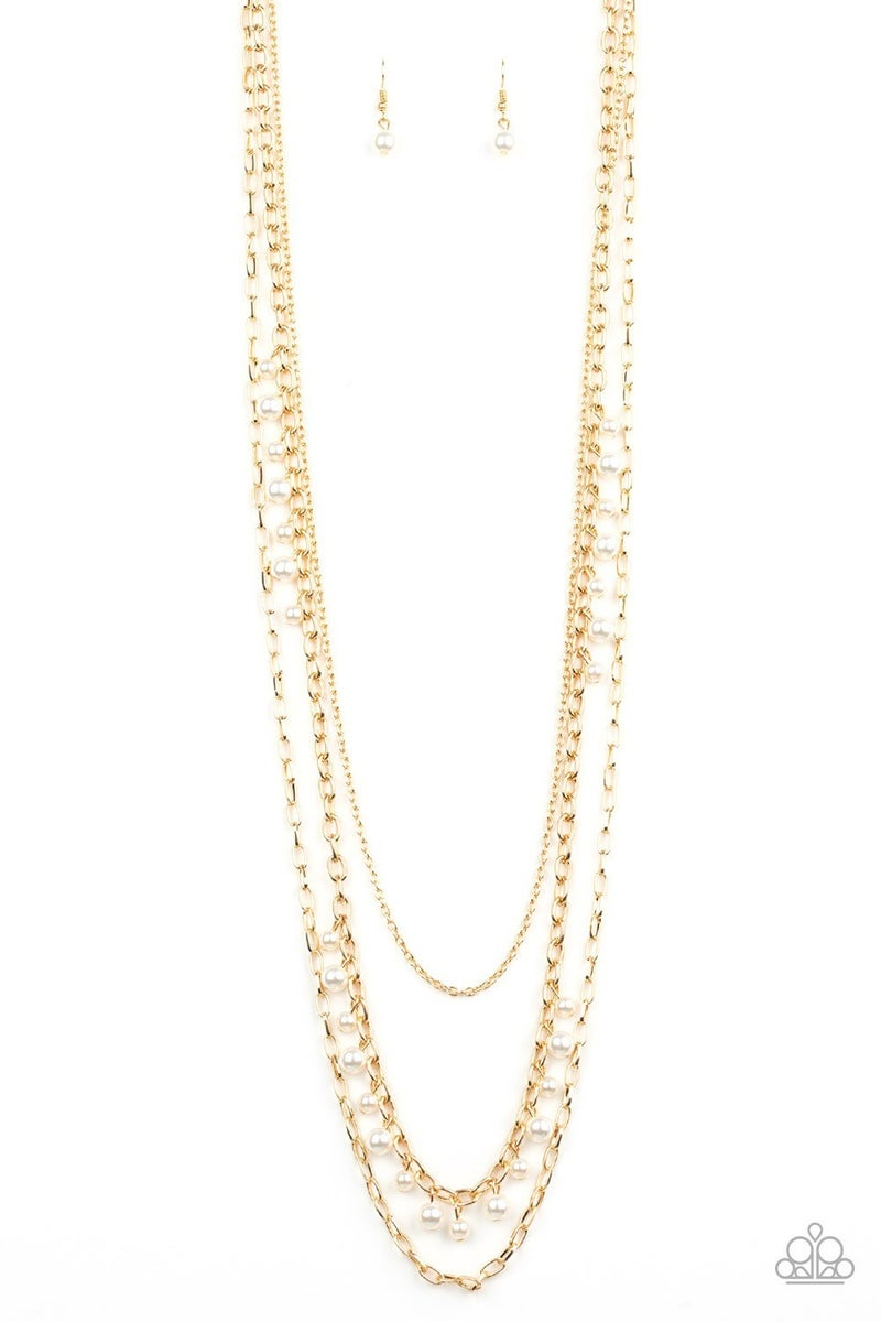 Pearl Pageant Pearl Necklace