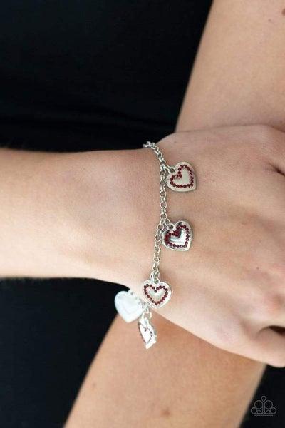 Matchmaker Red Bracelet