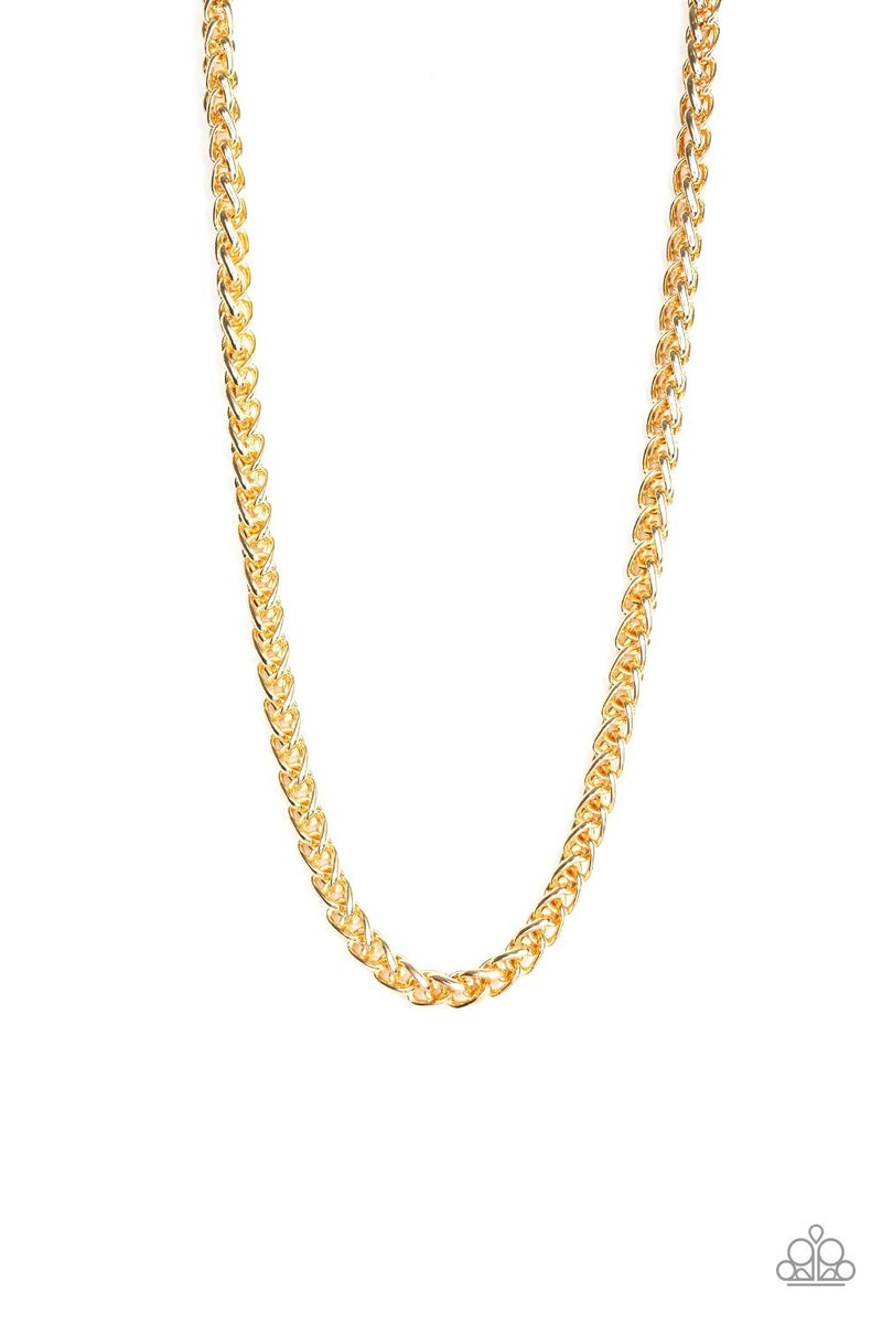 Big Talker Gold Urban Necklace - PREORDER