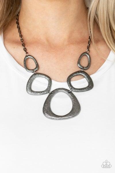 Backstreet Bandit Black Necklace
