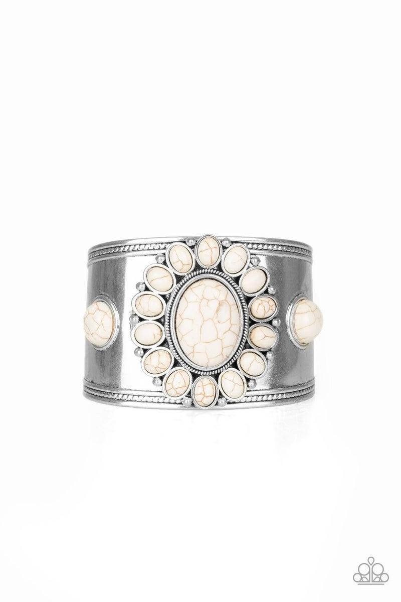 Room to Roam White Bracelet