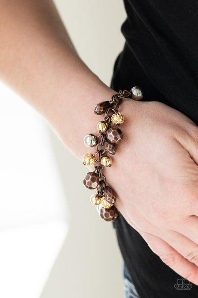 Invest In This Copper Bracelet