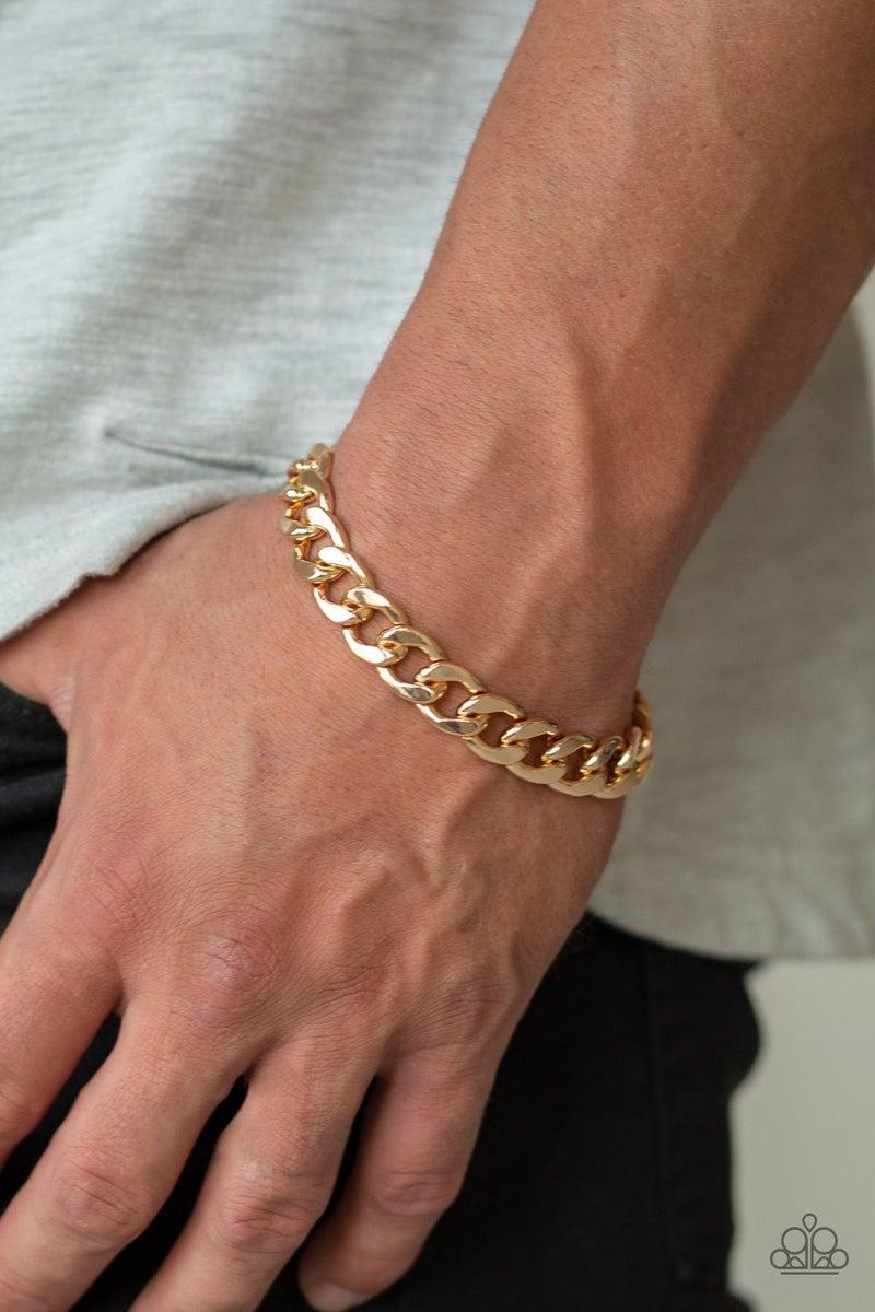 Leader Board  Gold Urban Bracelet - Preorder