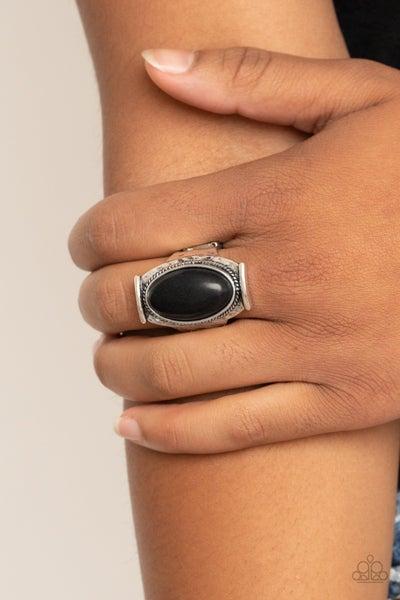 Desert Healer Black Ring
