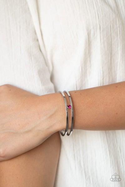Solo Artist Pink Bracelet