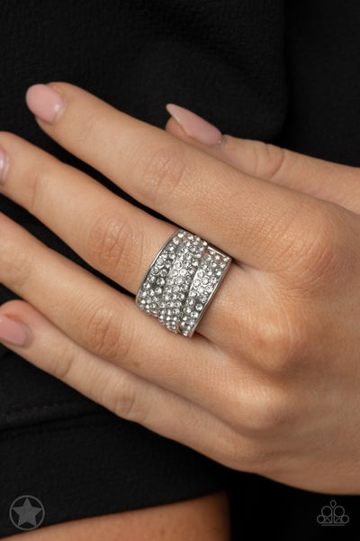 The Millionaires Club White Ring