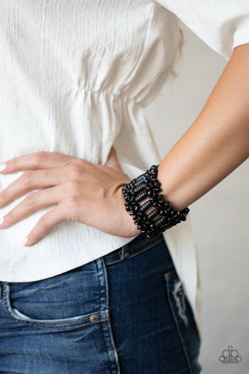 Fiji Flavor Black Bracelet