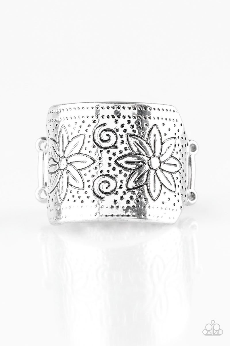 Wild Meadows Silver Ring