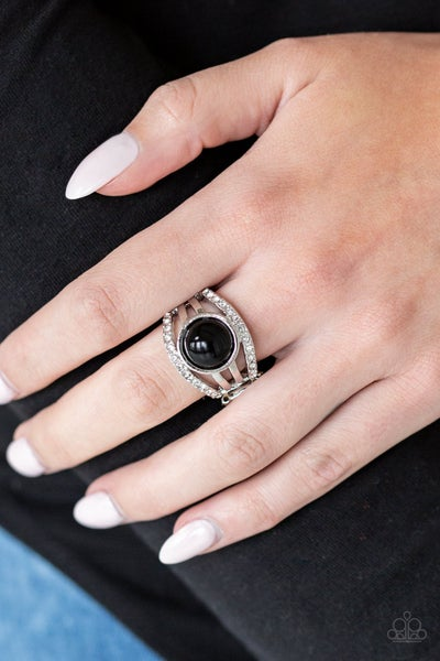 A Big Break Black Ring