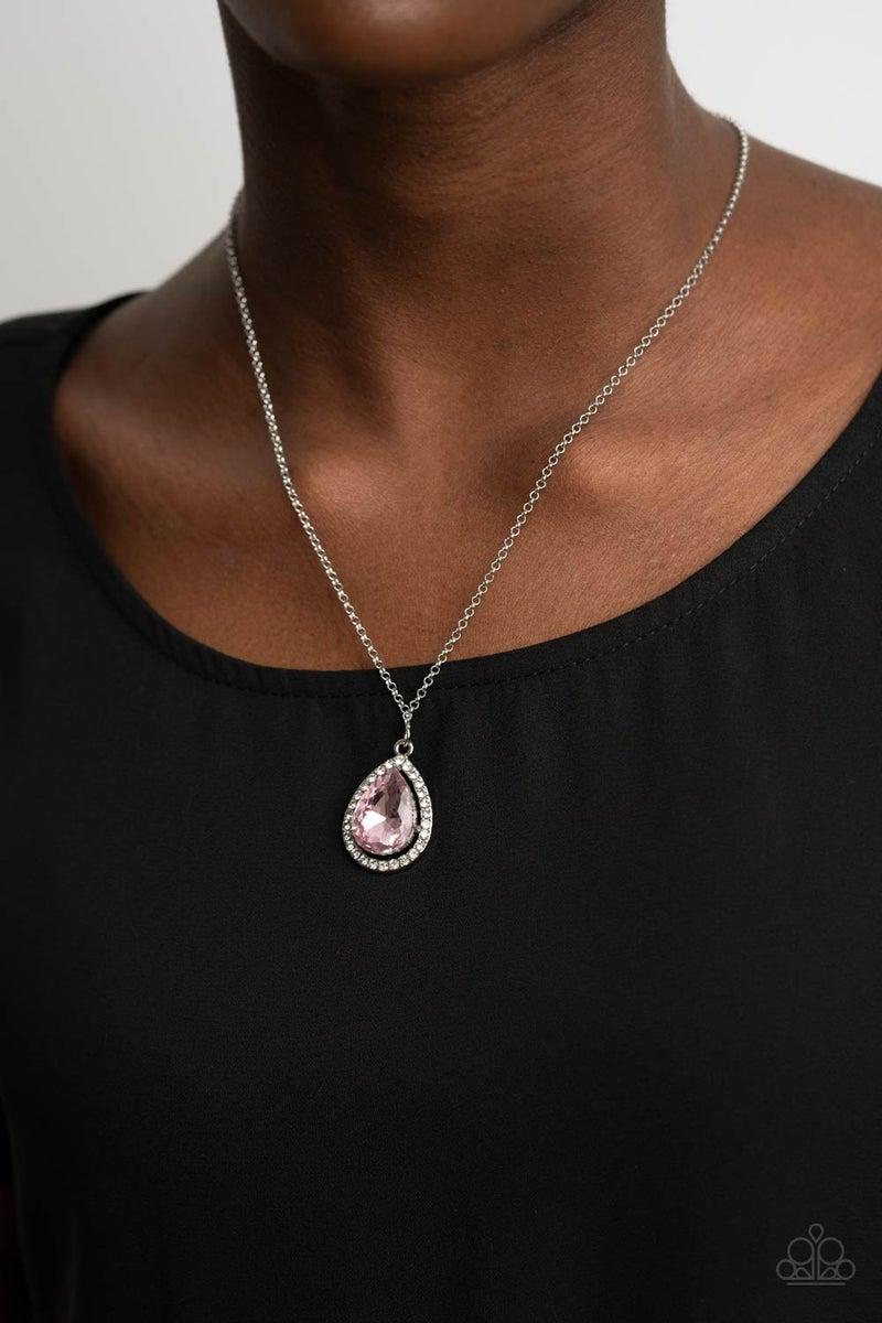 Duchess Decorum Pink Necklace - PREORDER